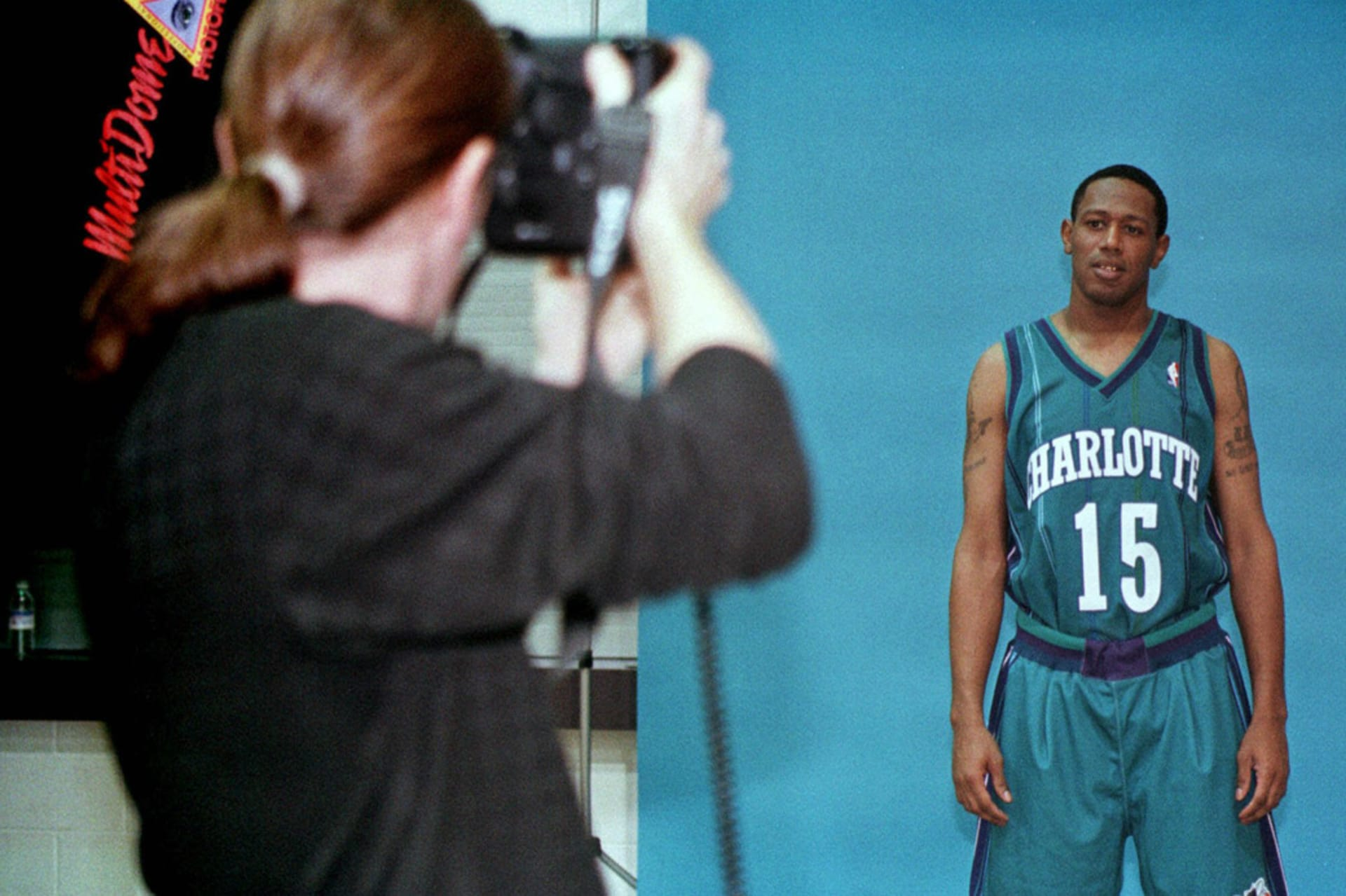 02d3b8fe6 The Missed Shot That Was Master P s NBA Career