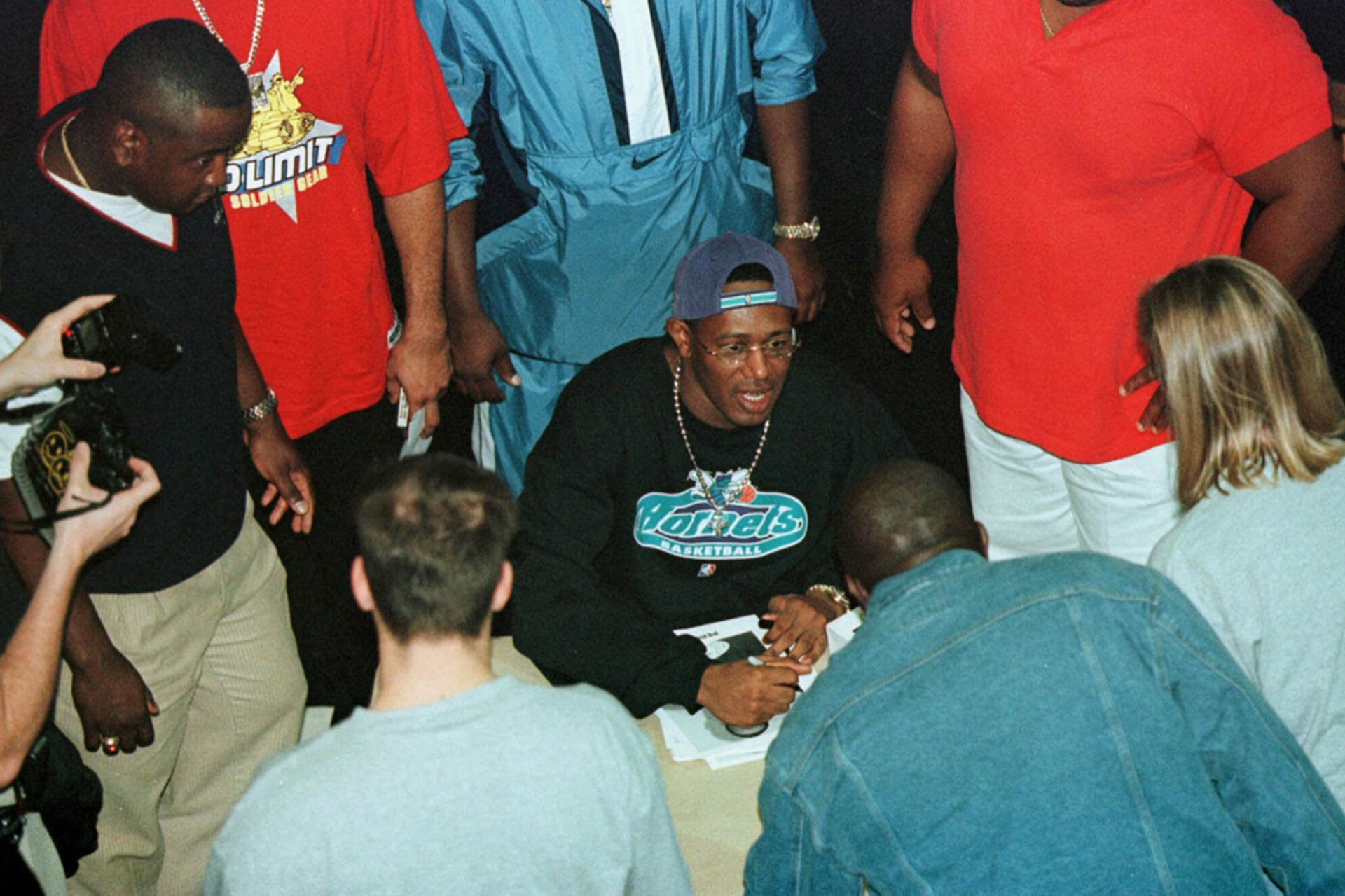 0530cc1480b3 The Missed Shot That Was Master P s NBA Career