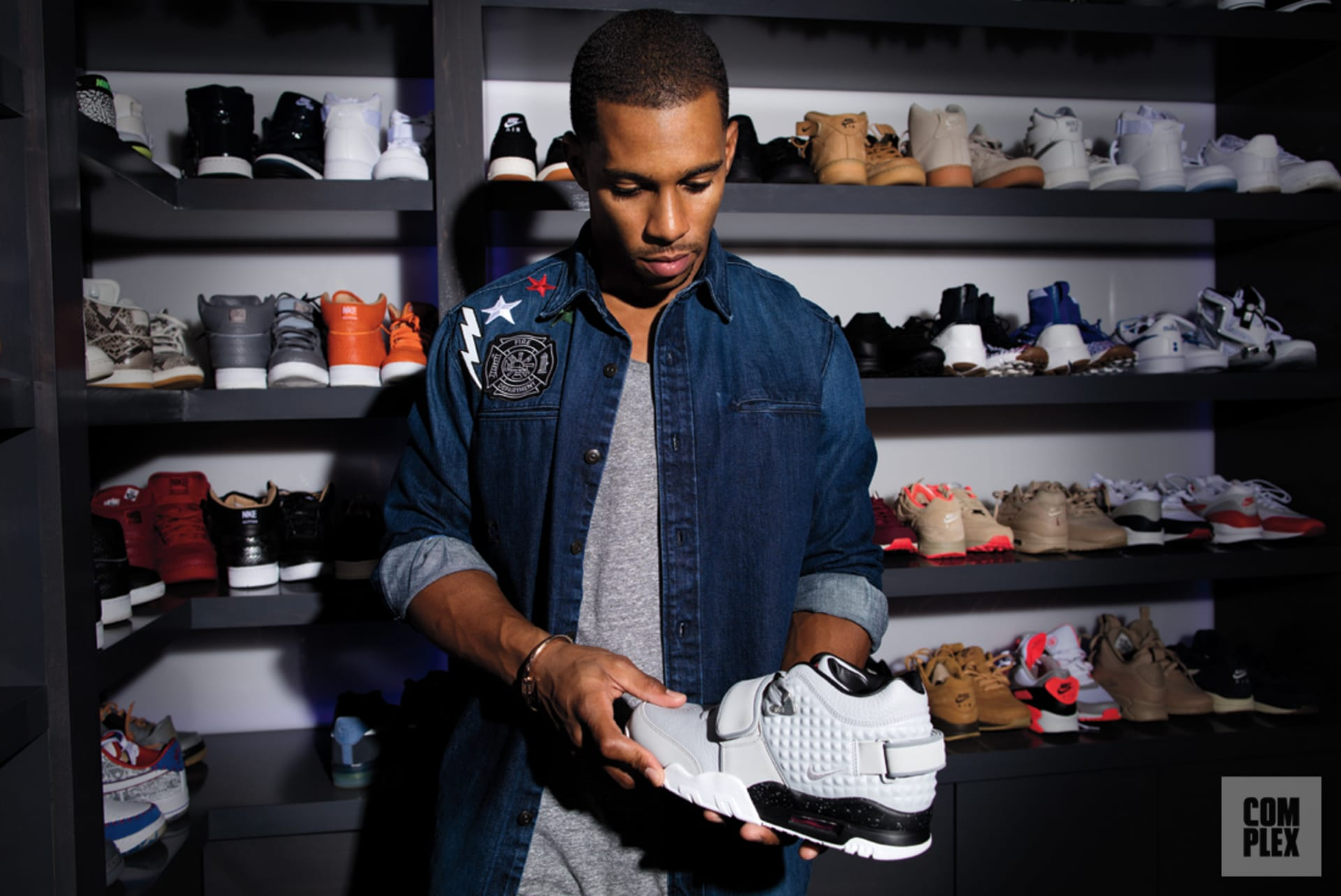 Victor Cruz Joins An Exclusive Fraternity With the Release of His ... 582e17ae2