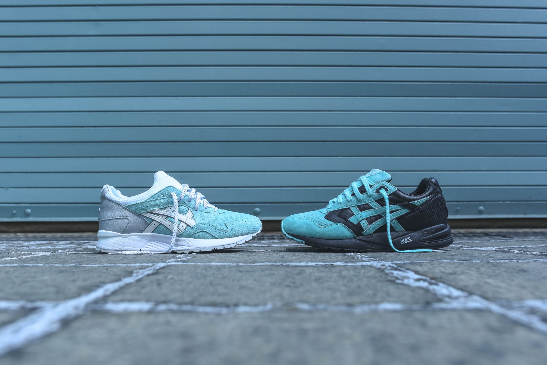 927a1bdae75 Ronnie Fieg and Nicky Diamonds Asics Collaboration Interview