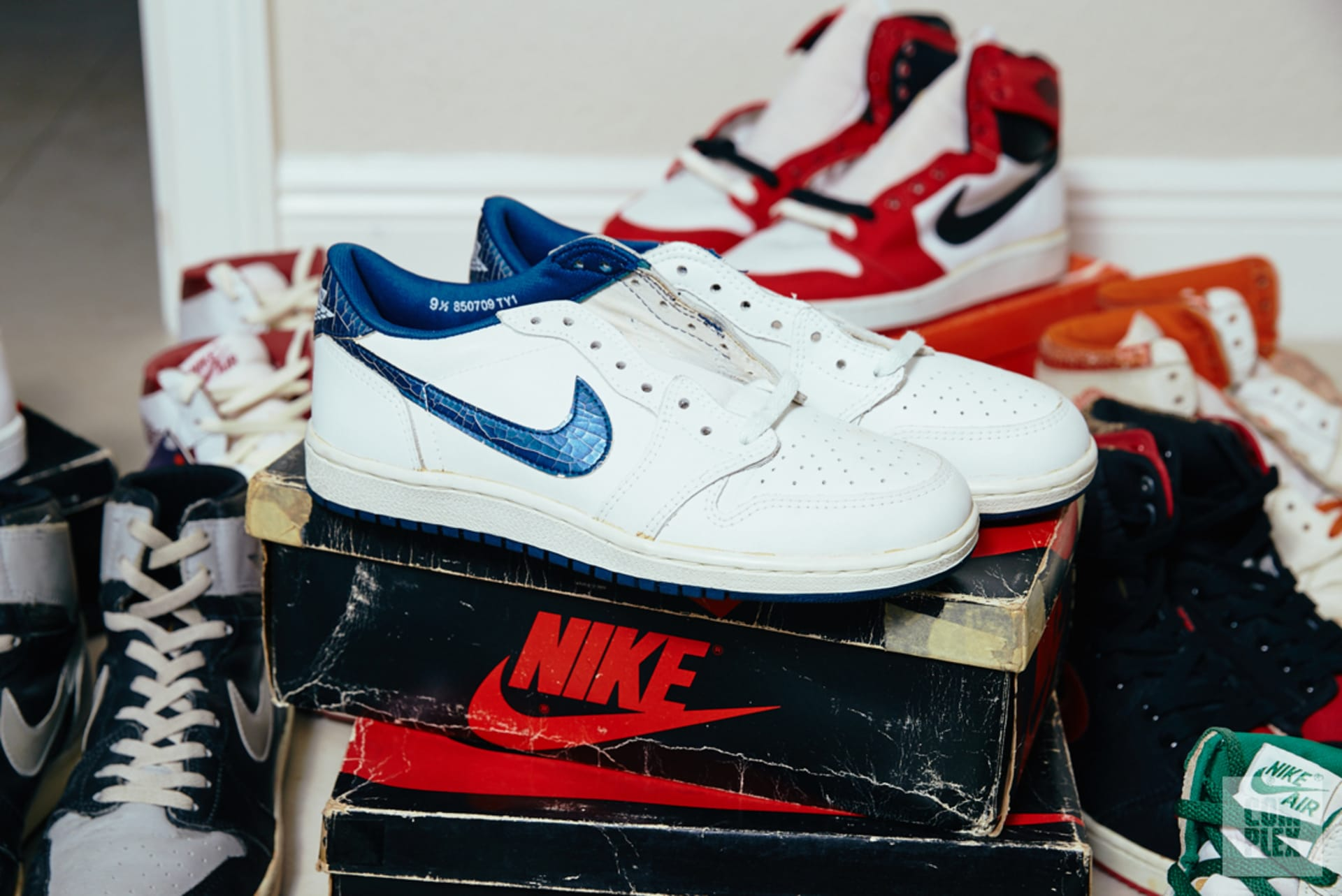 Meet the 17-Year-Old With the Best O.G. Air Jordan 1 Collection ... 098c7cb06