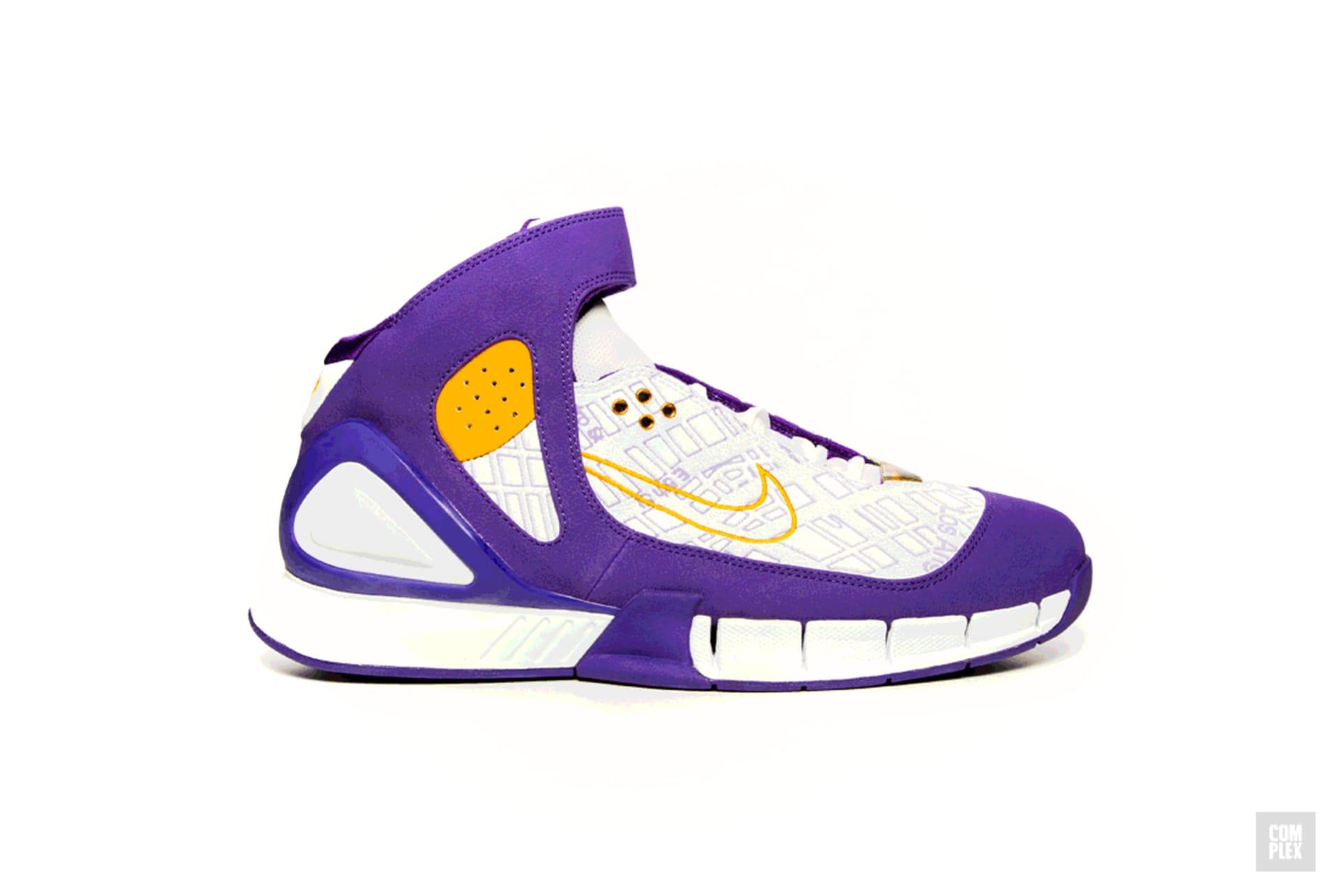7ba3e0f22f41 Kobe Bryant Signature Sneaker Design Evolution