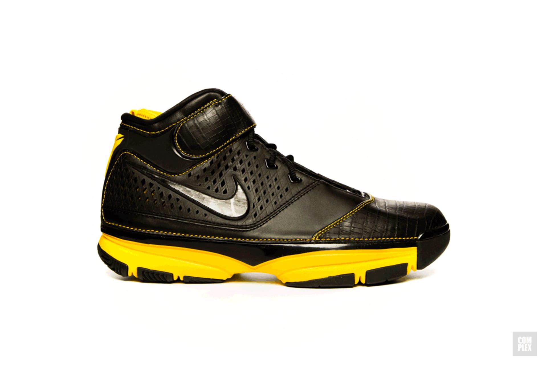 2ab83e9caaf0 Kobe Bryant Signature Sneaker Design Evolution