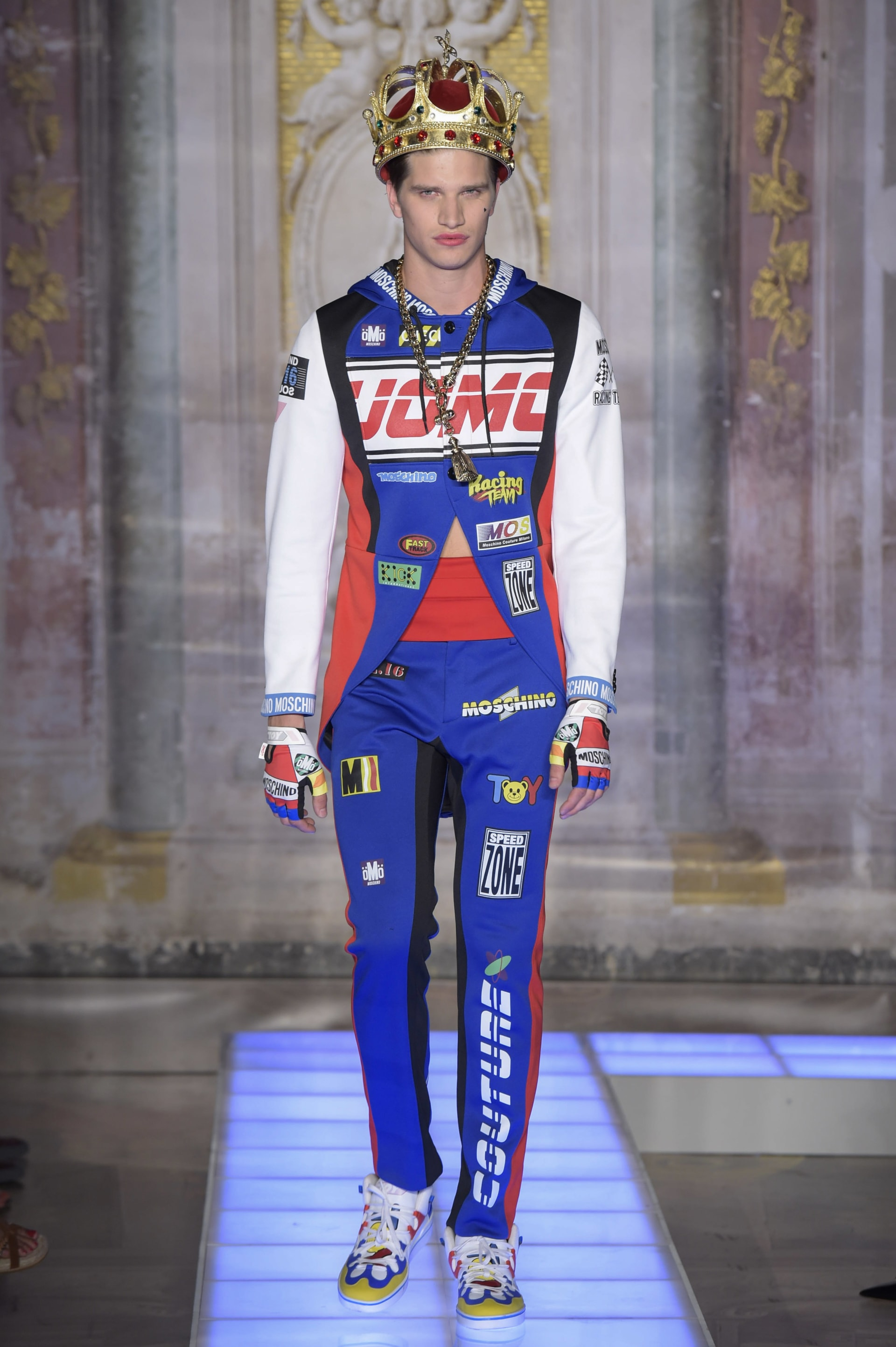 1e9ab45f034d Looks from Jeremy Scott s Pitti Uomo 88 collection