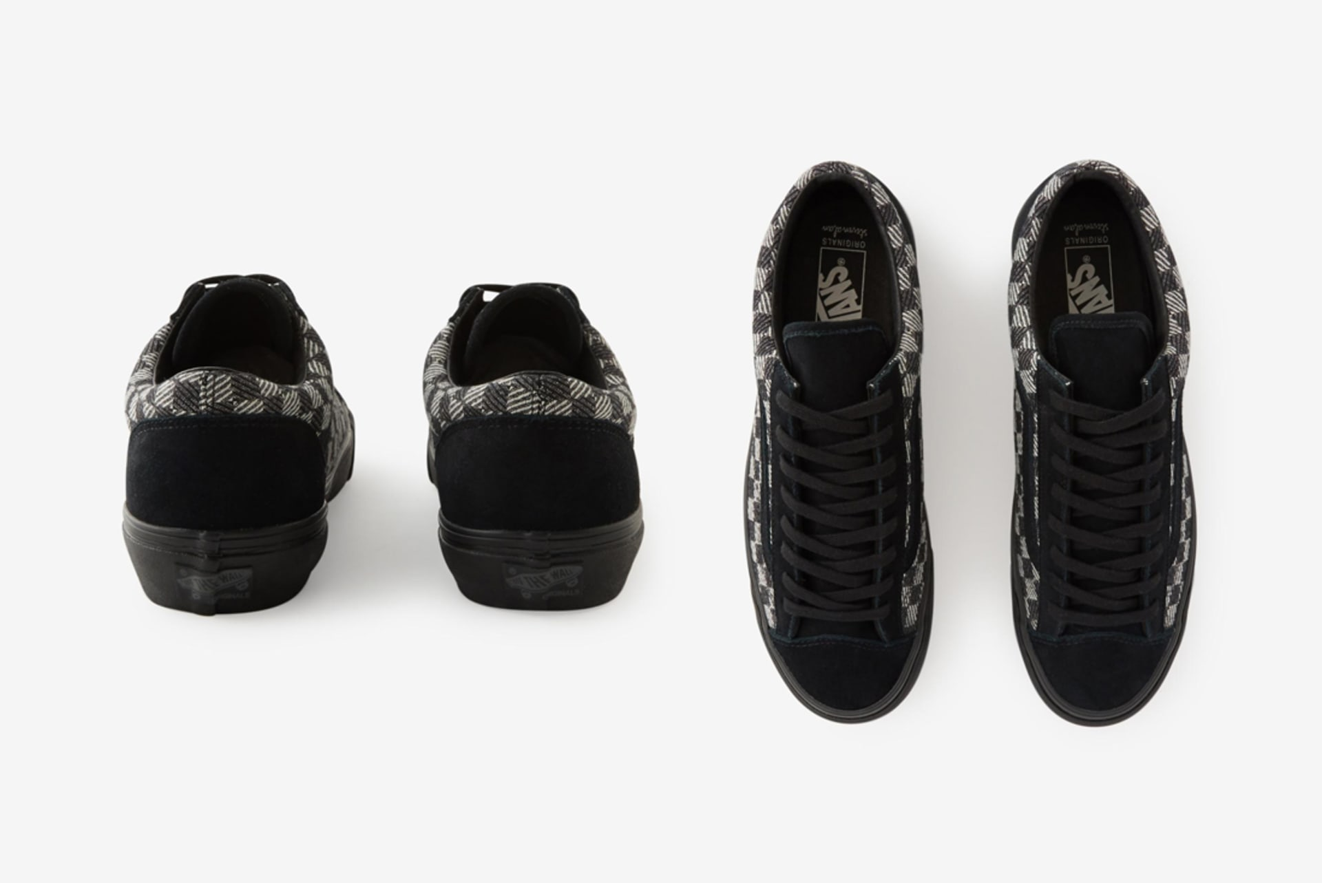 b19f36b0875814 Steven Alan s next collaboration with Vans