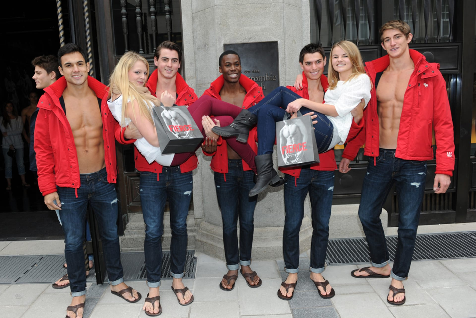 can abercrombie & fitch be cool again? | complex