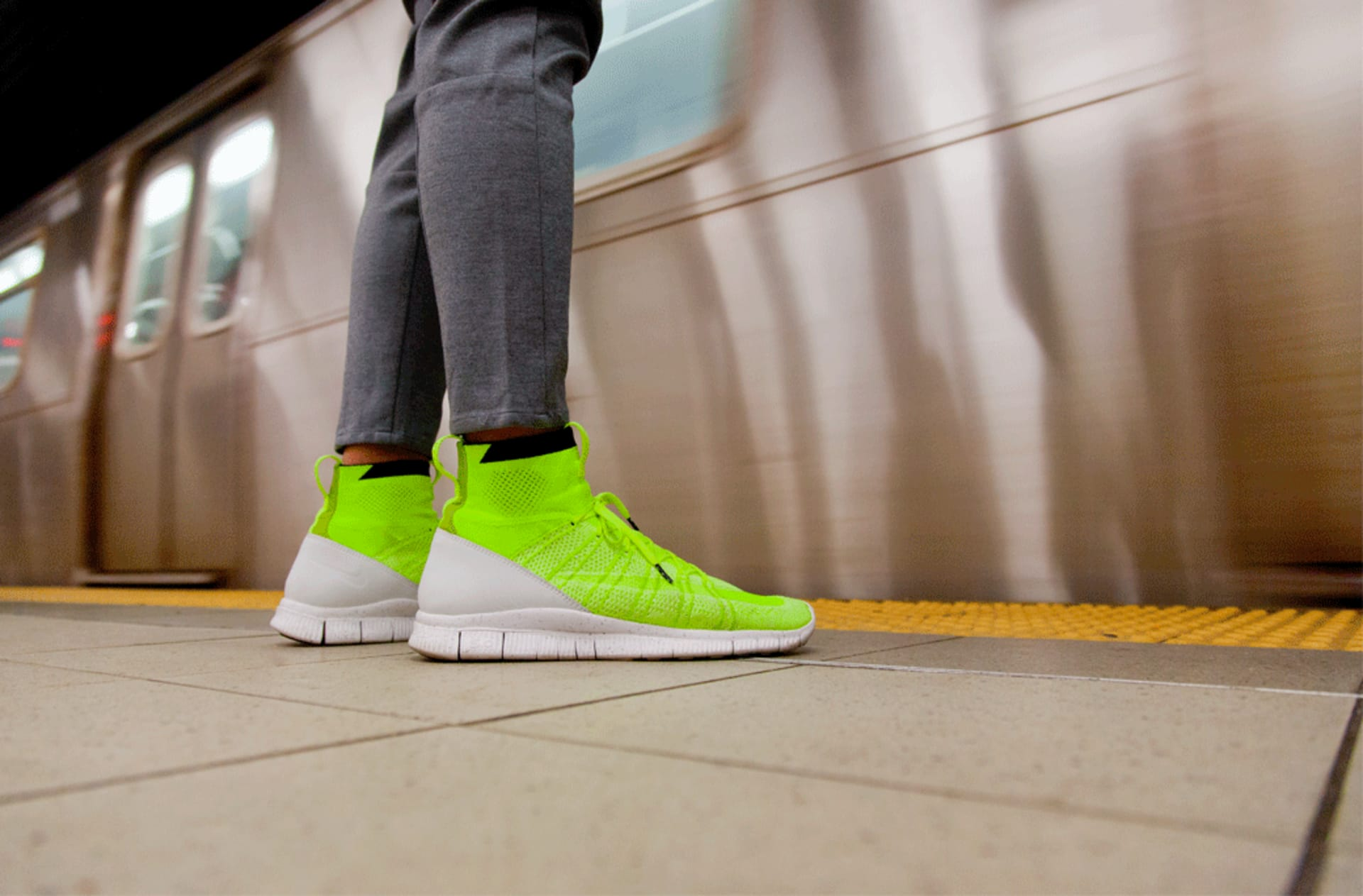 dbc5a12132ae Nike Flyknit Is the Most Stylish and Innovative Sneaker Technology Today