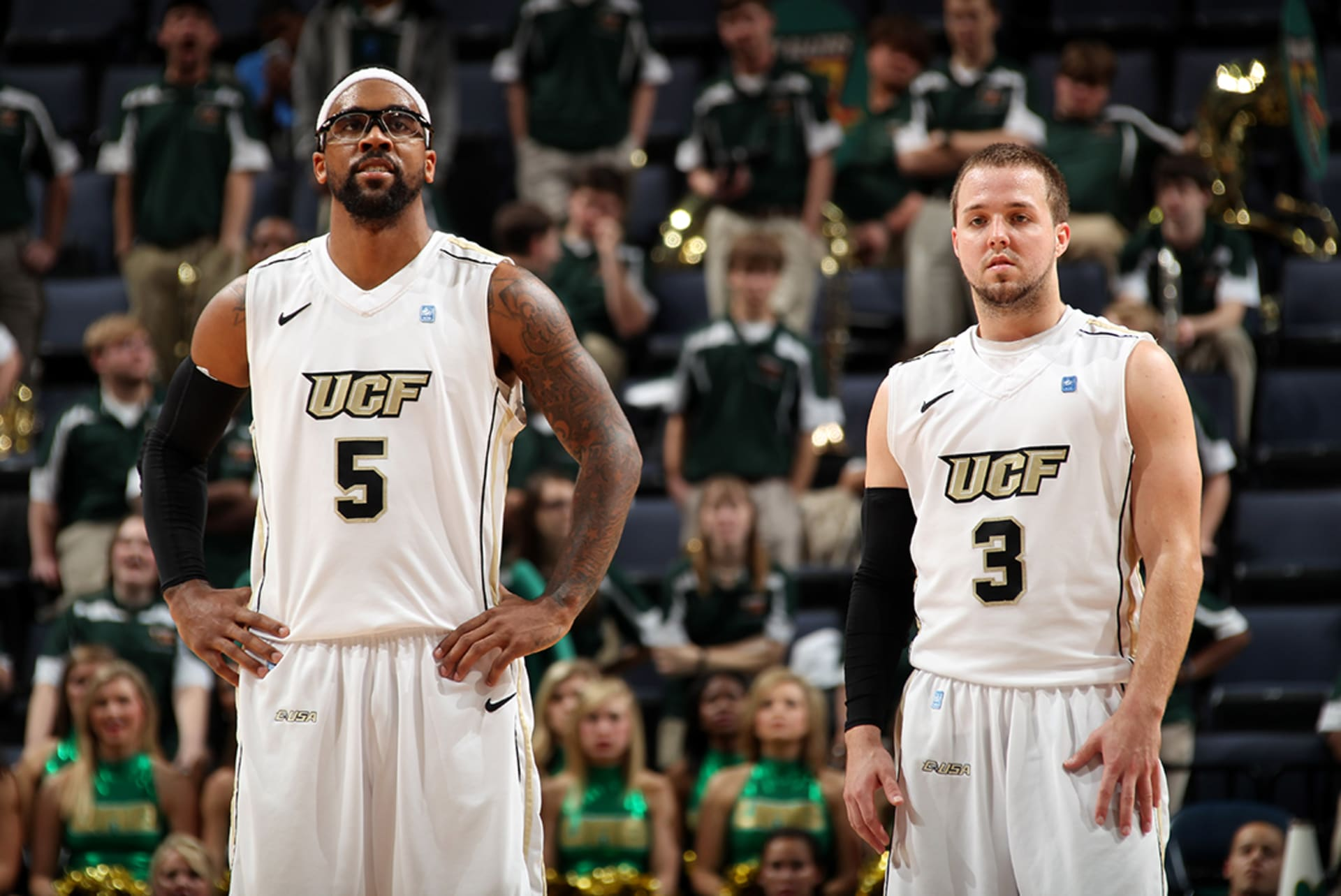 8a72c708c4d086 How Marcus Jordan Wore a Pair of Air Jordans and Cost UCF Its  3M ...