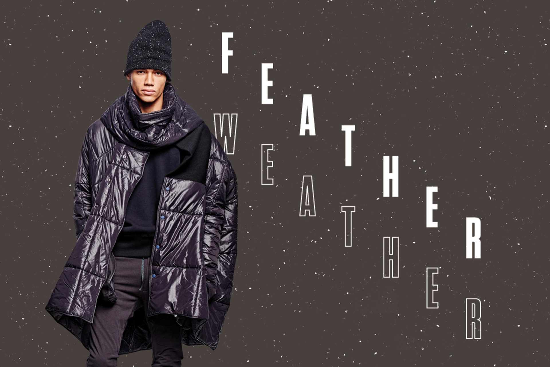 How to choose a down jacket: winter trends 2017 49