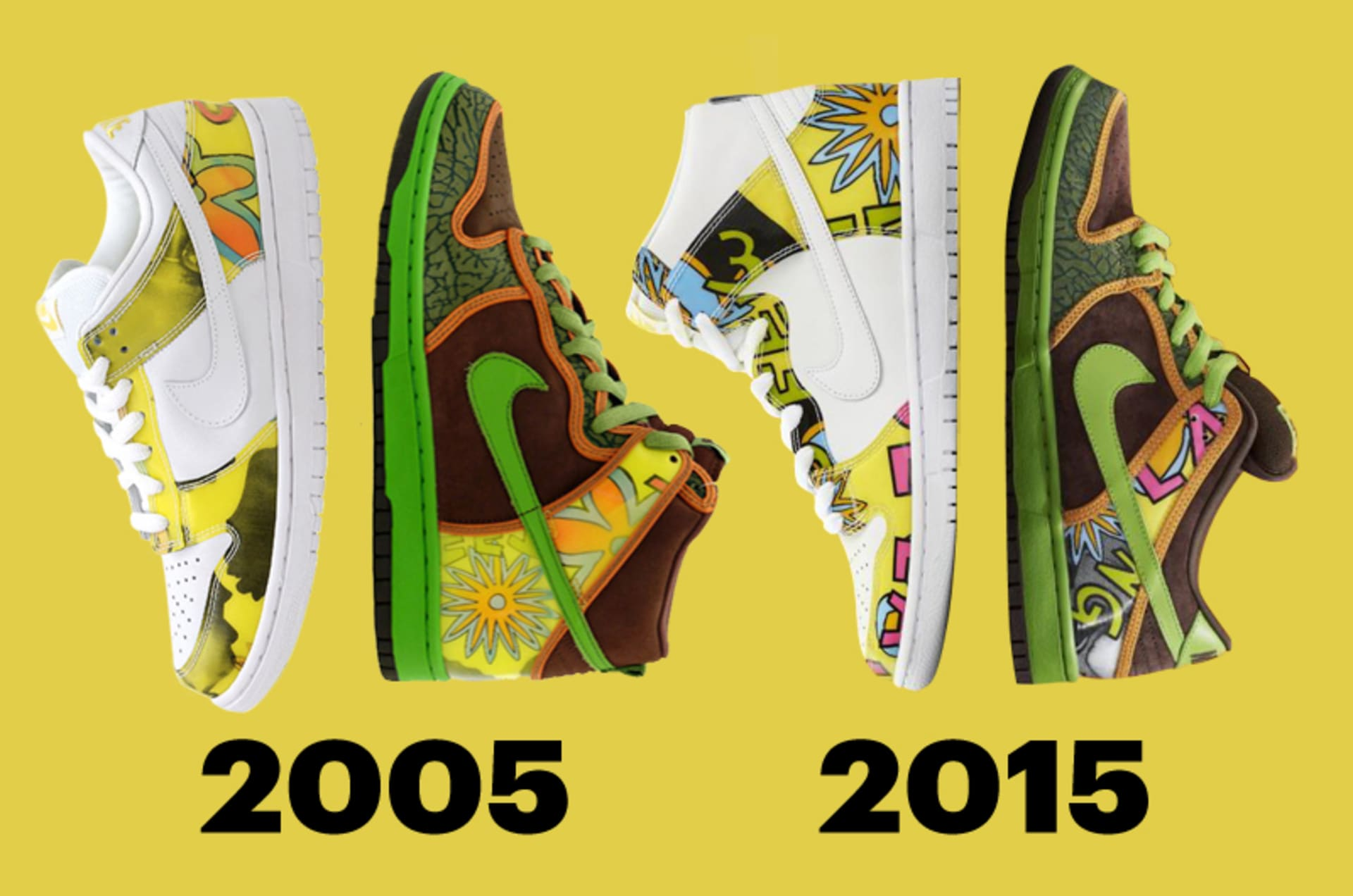 The Nike Dunk Low Premium SB  De La Soul  will release 5 16 worldwide and  retail at  135. 2a85cf9617
