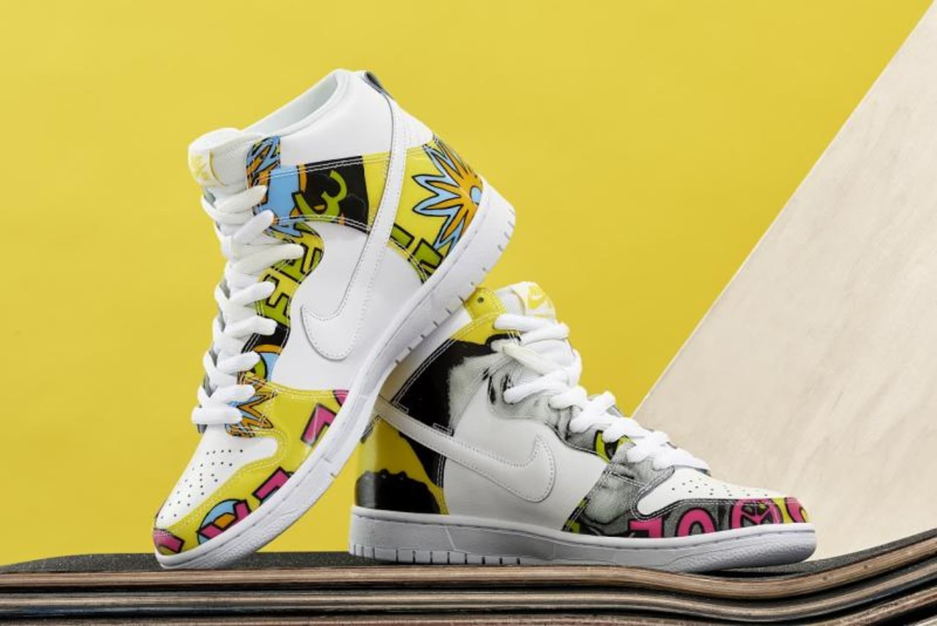77da0d48054036 Exclusive  The Nike Dunk SB  De La Soul  Is Back 2015
