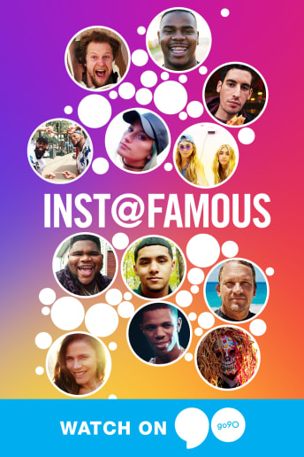 Inst@famous follows 12 self-made social media celebrities. We learn where they came from, how they built their empires and what drives them to take it to the next level.