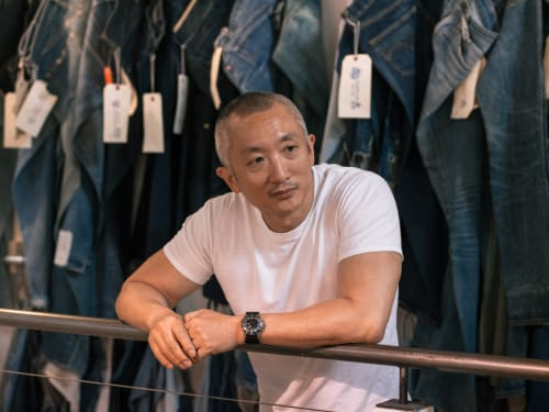 Jonathan Cheung Levi's Head of Design
