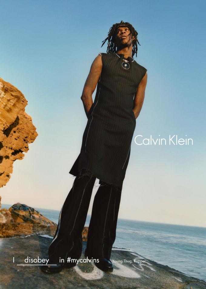 Calvin Klein Young Thug