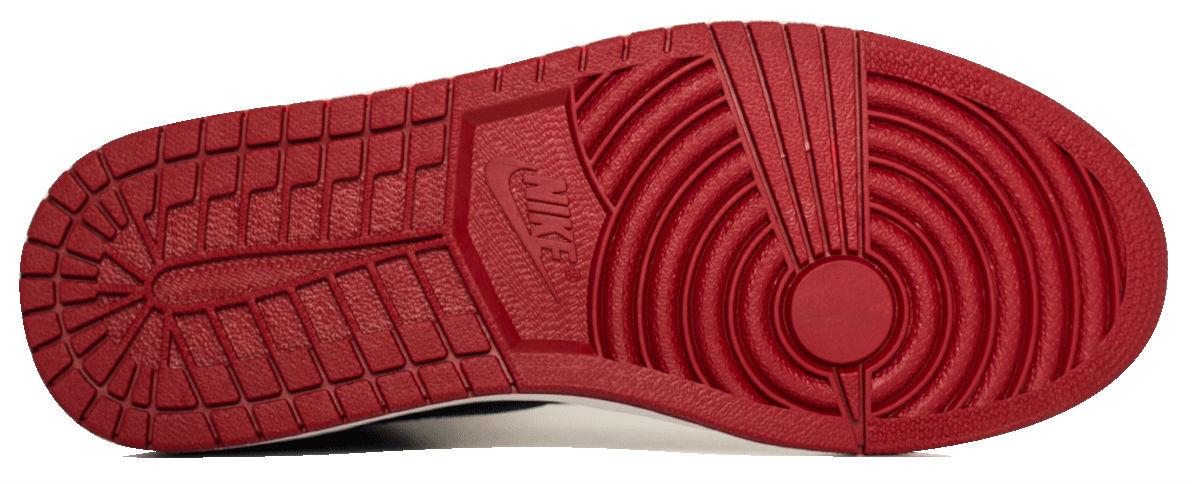 Air Jordan 1 Top Three Right Sole 555088-026