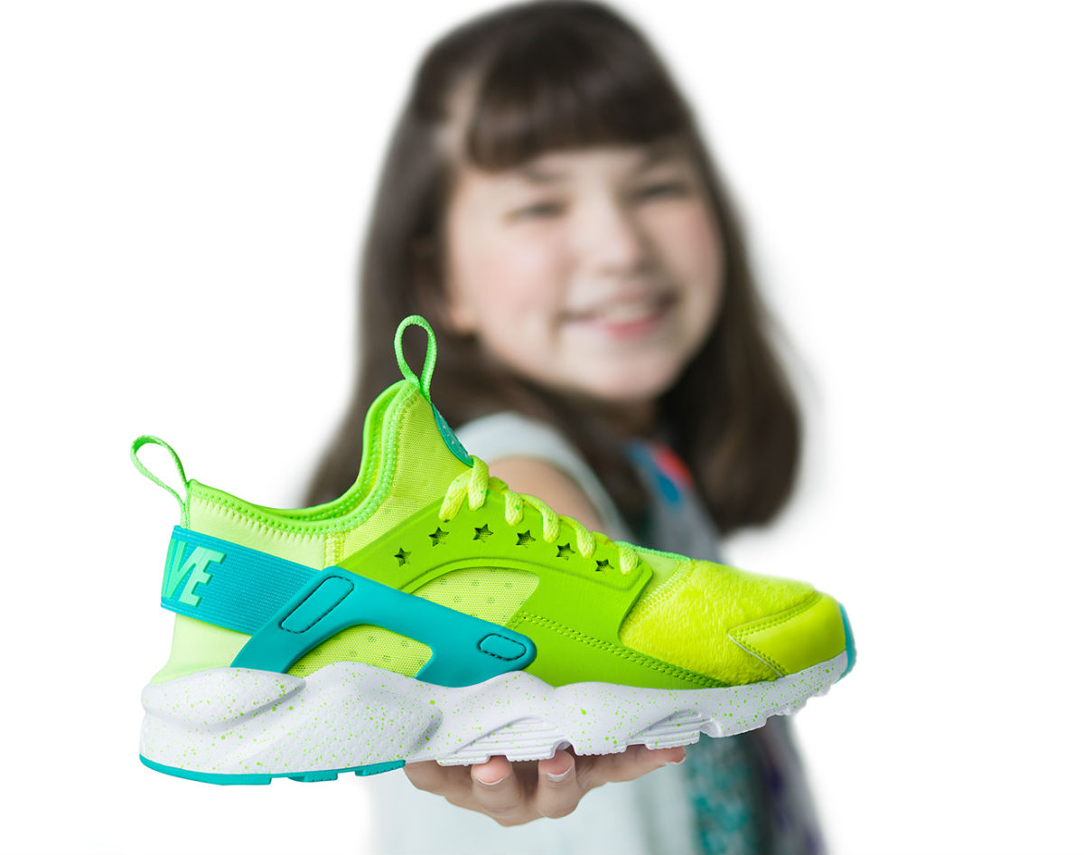 Doernbecher Run Ultra Soon Air Kermit Braylin By Nike Huarache 2IWE9DH