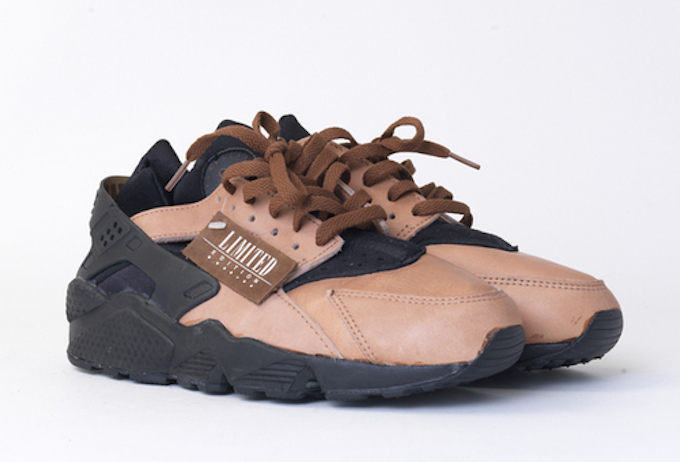 These Nike Air Huaraches Are Similar To What Michael Jordan