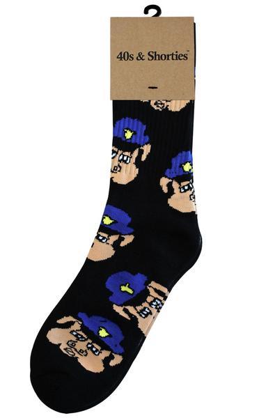 Colin Kaepernick's socks 4