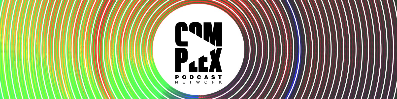 Complex Podcast Networks