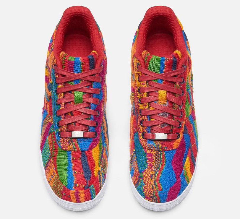 Coogi Nike Air Force 1 Top
