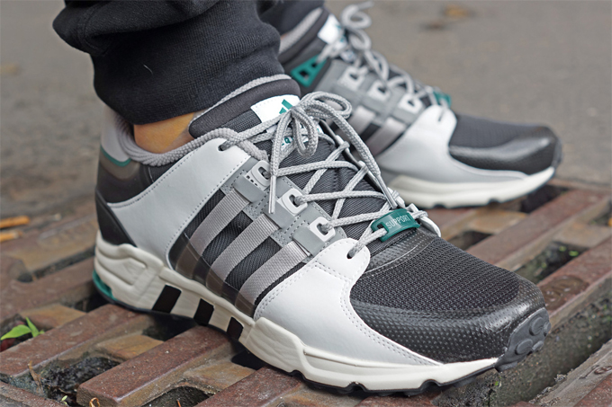 Adidas EQT SUPPORT ADV UNBOXING & ON FEET fashion shoes