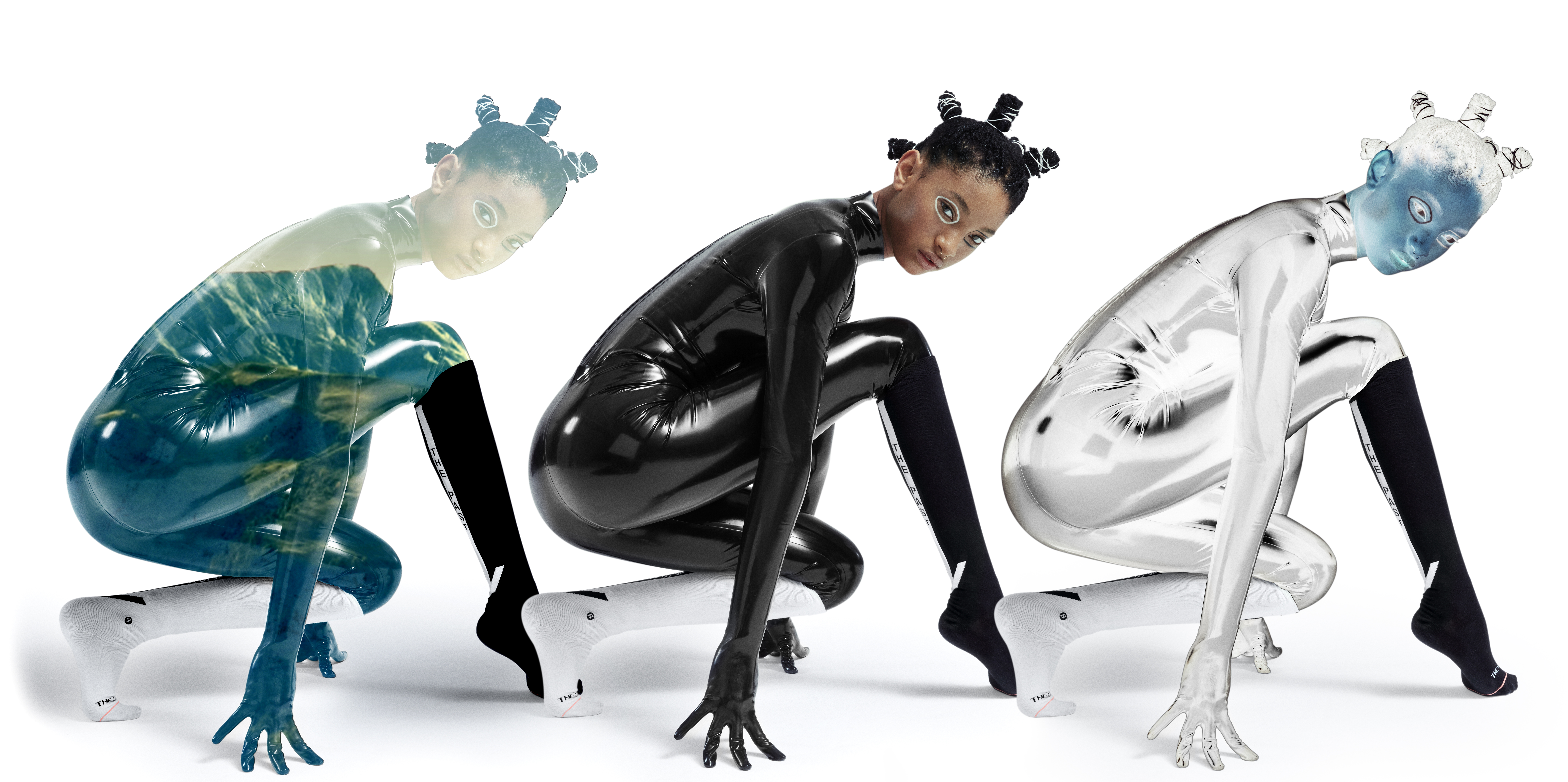 This is Stance and Willow Smith's 2016 collection.