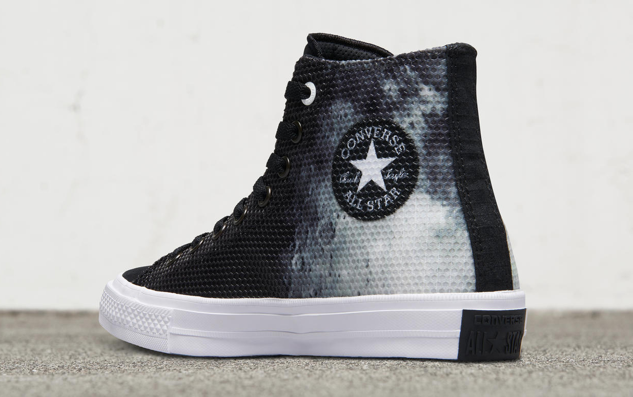 Converse Werewolf Chuck Taylor Heel