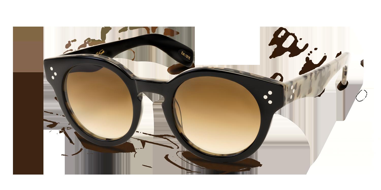 Sunglasses Three Dots  moscot x the roots tariq black thought grunya sunglasses