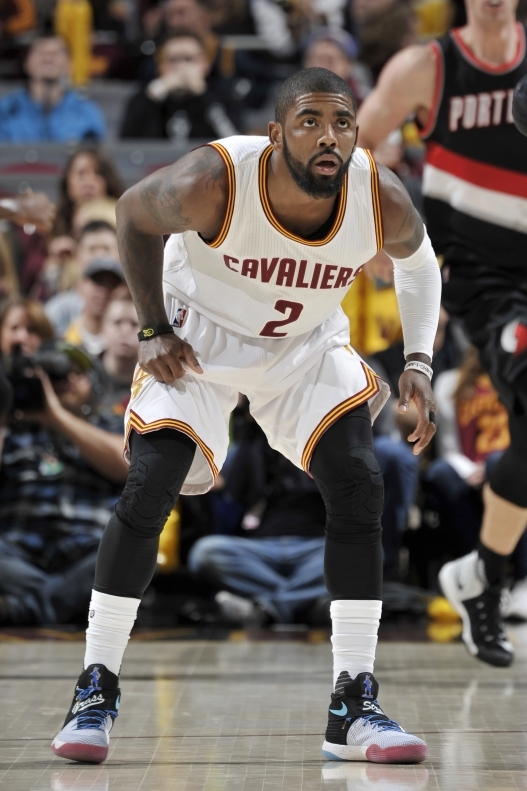 wholesale dealer 098e5 09080 Kyrie Irving Wearing the Doernbecher Nike Kyrie 2 | Sole ...