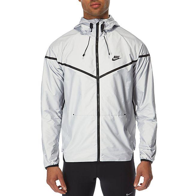 47046a2db339 ... Were Giving Away a Full Nike Tech Fleece Pack With JD Sports Complex  Tech AeroShield Windrunner Jacket - Black ...