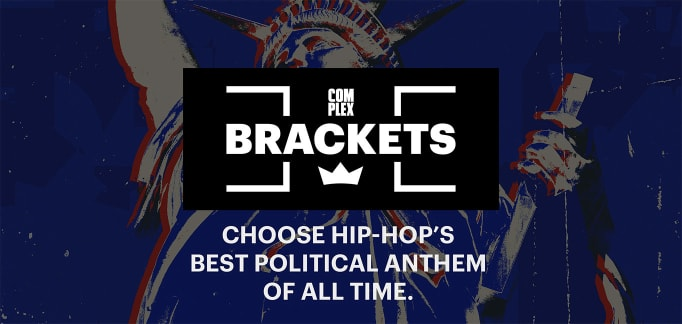 Choose Hip-Hop's Best Political Anthem of all time.