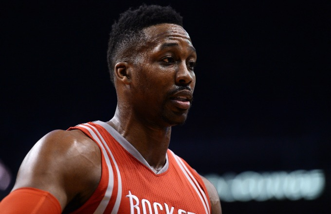The Rockets Are Reportedly Calling Other Teams About Trying to Trade Dwight Howard