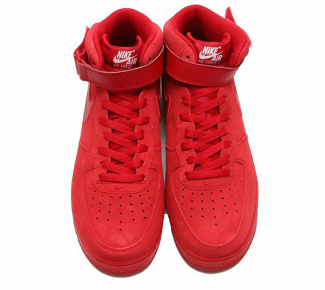 best authentic 29c81 1cc3e Nike Air Force 1 Mid Red October | Sole Collector