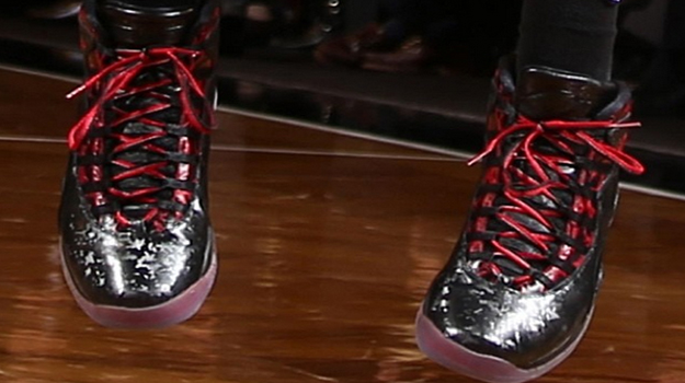 8982d74883ed Terrence Ross Debuts the Air Jordan 10