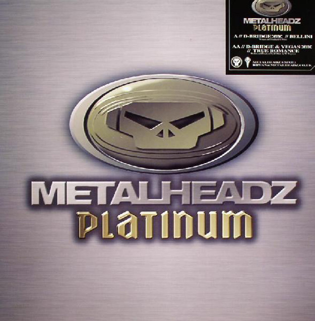 trueromance sleeve 25 Essential Metalheadz Tracks