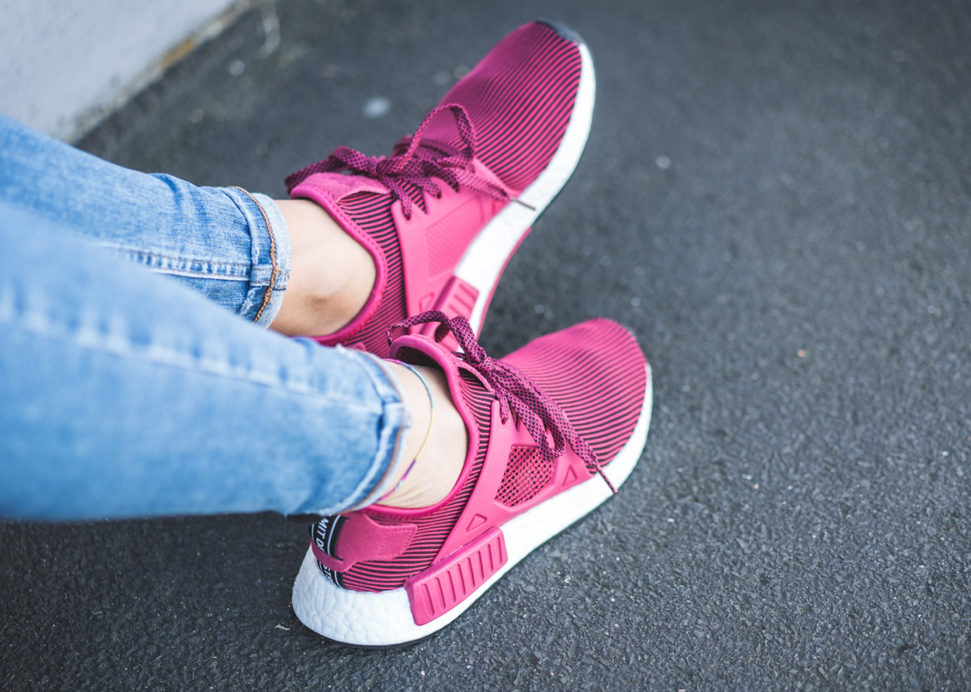half off 9c6d4 7751b Adidas NMD XR1 Pink | Sole Collector