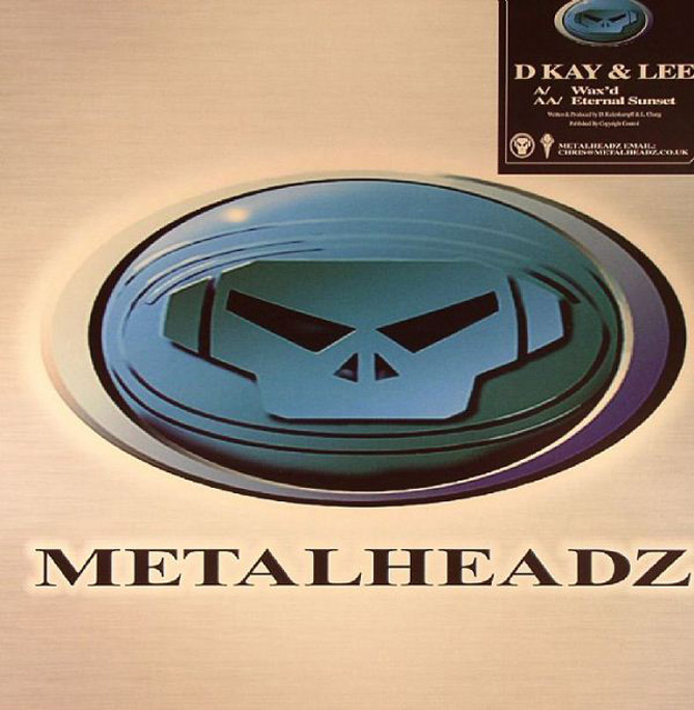 waxd sleeve 25 Essential Metalheadz Tracks