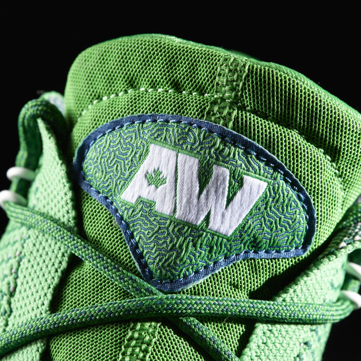 Adidas Crazy Explosive Andrew Wiggins Green Tongue BW0626