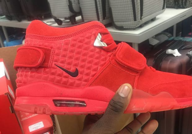How Hyped Sneakers End up at Marshalls