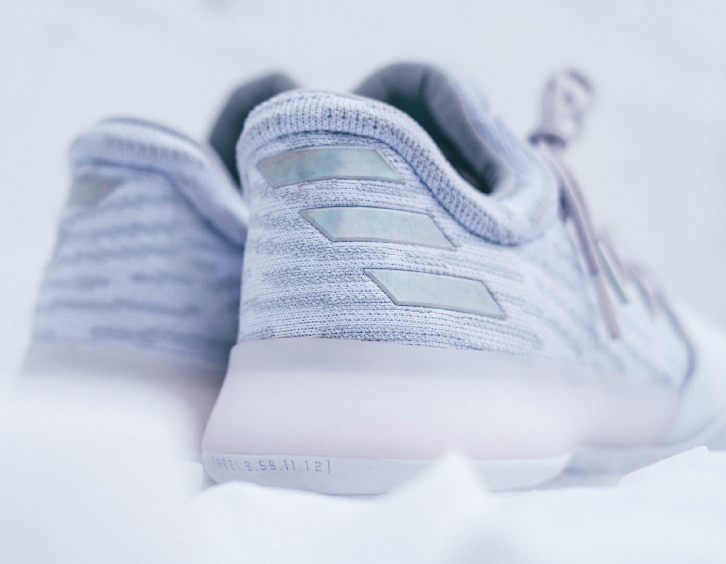 Adidas Harden Below Zero