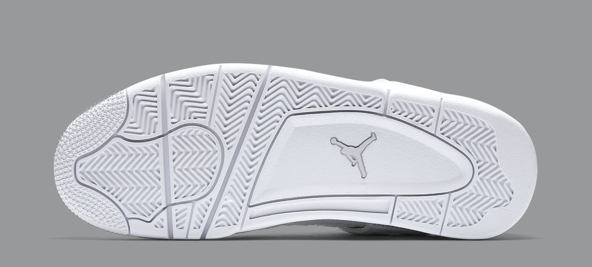 Pure Money Air Jordan 4 308497-100 Sole