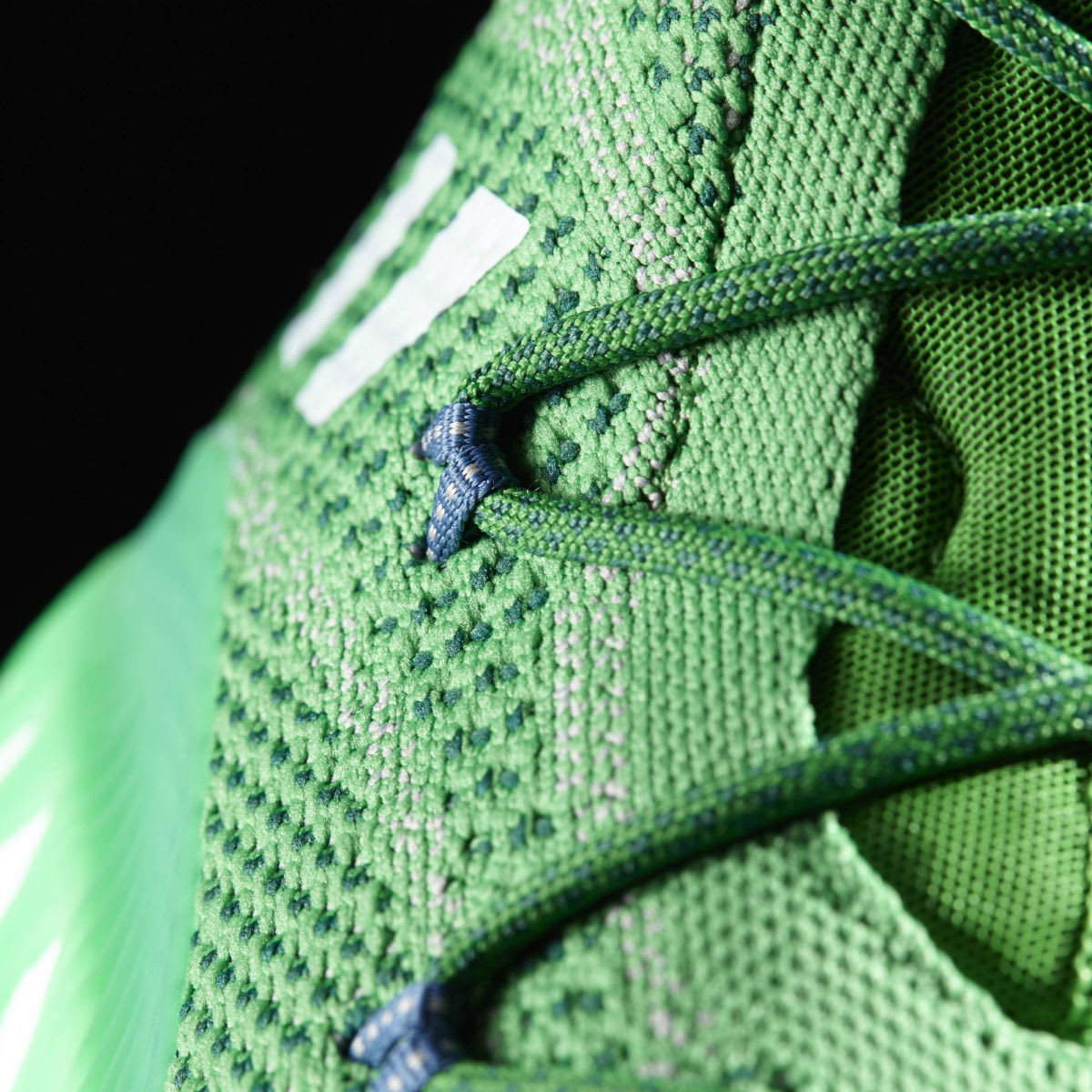 Adidas Crazy Explosive Andrew Wiggins Green Laces BW0626