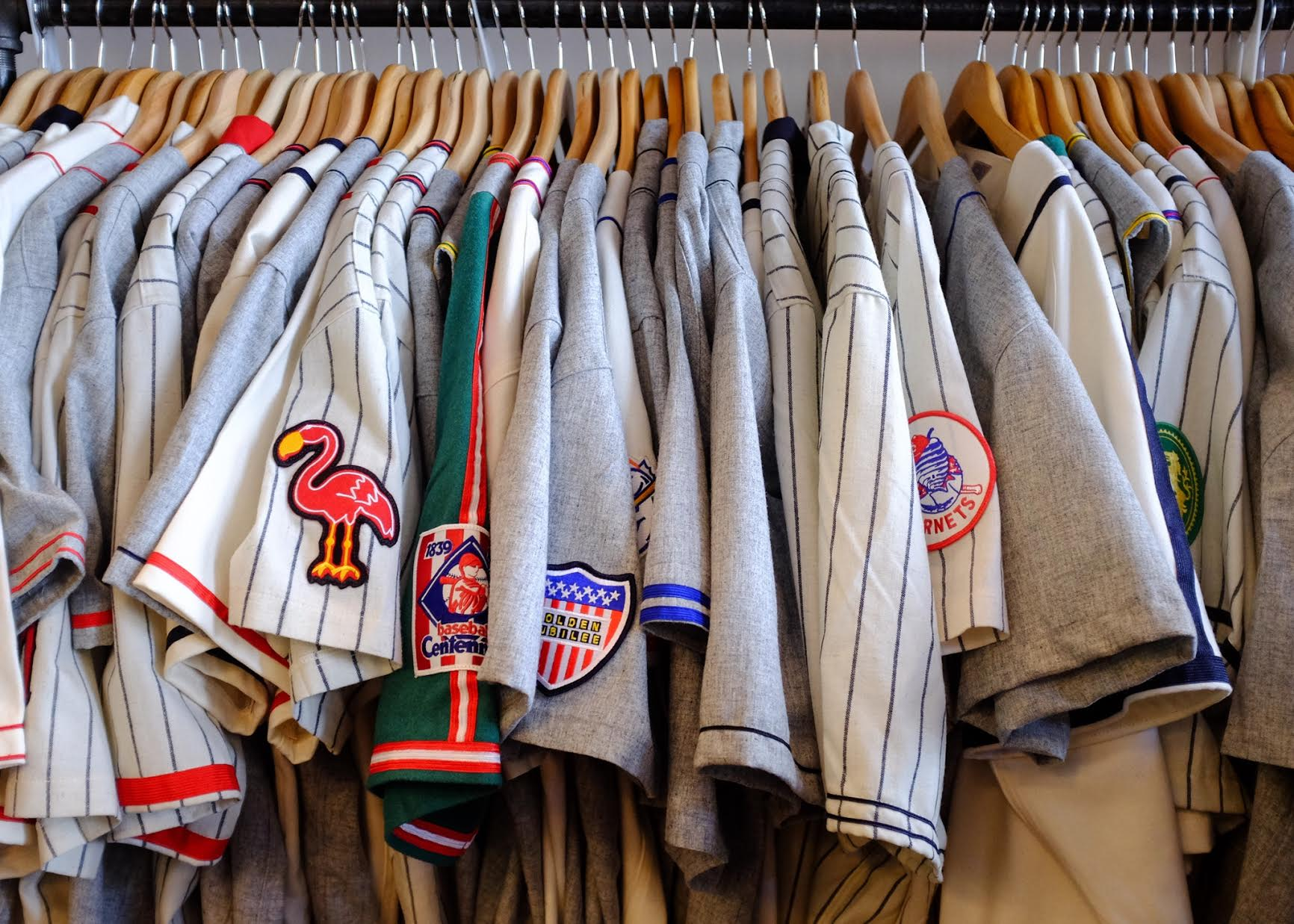 Ebbets Field jerseys
