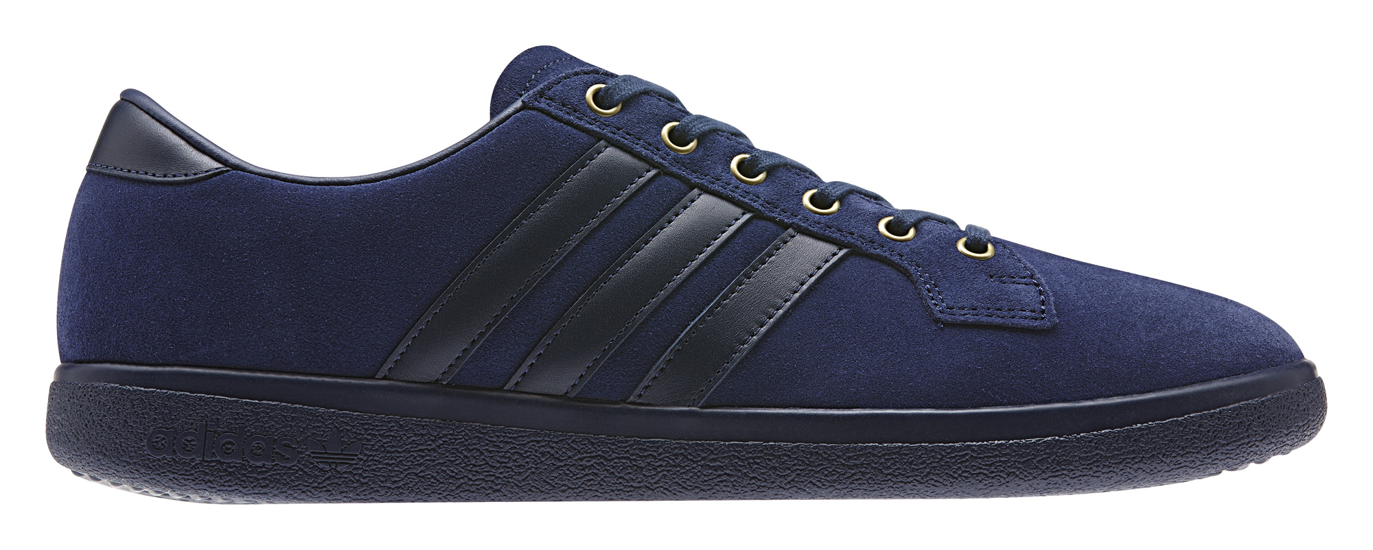 Adidas Spezial Bulhill Navy Profile
