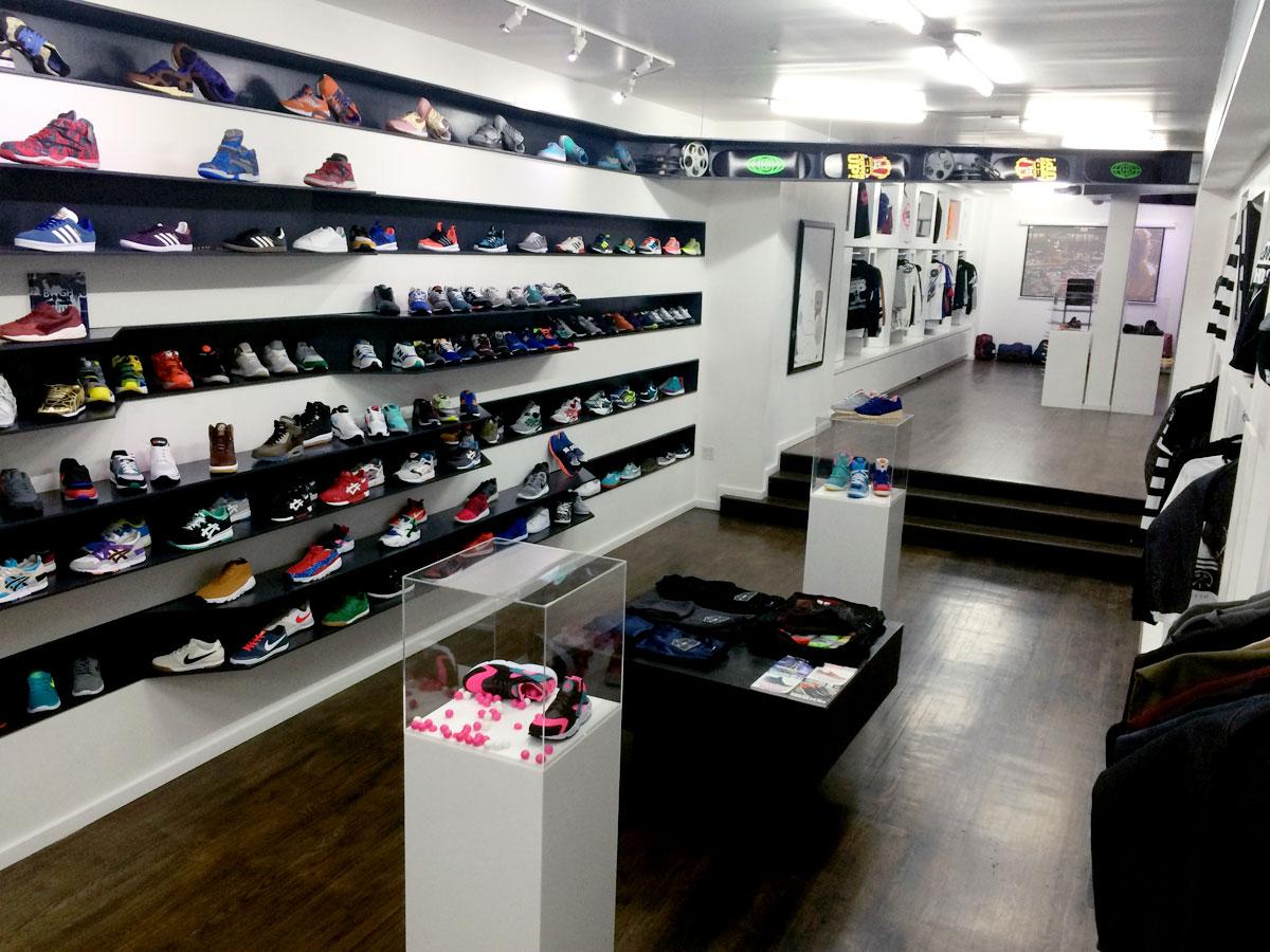 Best sneakers online shop