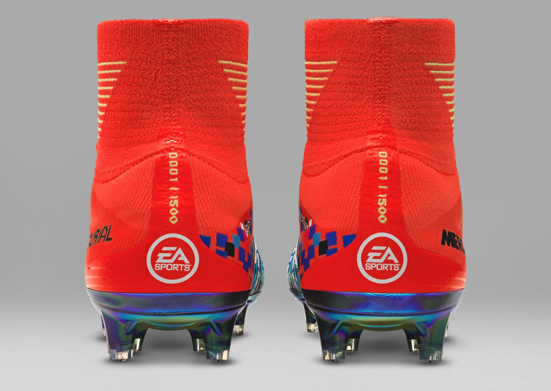 FIFA Nike Soccer Boots Heel