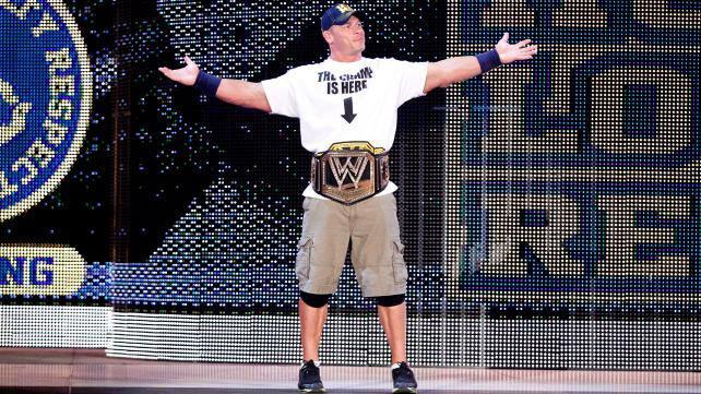West Coast Cousins Fantasy Football: 2013-10-13John Cena Wwe Champion 2013 Champ Is Here