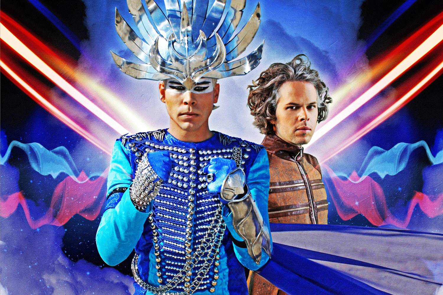 empire of the sun Empire of the sun burst onto the australian music scene in 2008 with their smash hit debut single walking on a dream.