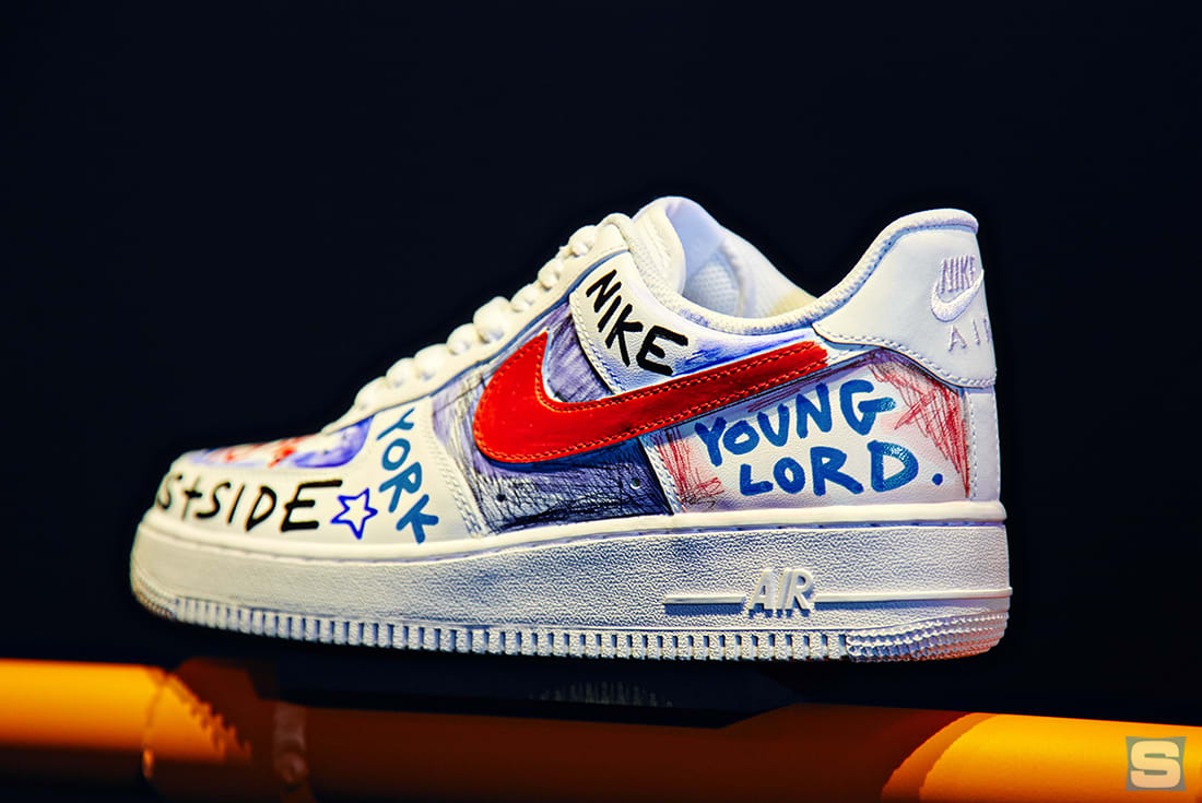 huge selection of 32409 a13f5 Harlem Force Collector 1 Release Vlone Air Nike Sole xPqX8FR