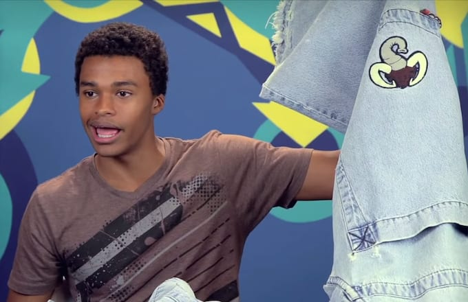 Teens Are Very Confused by JNCO Jeans in This Hilarious Video